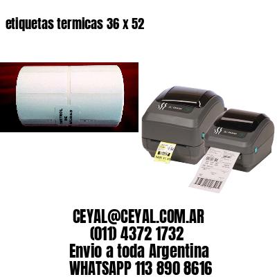 etiquetas termicas 36 x 52